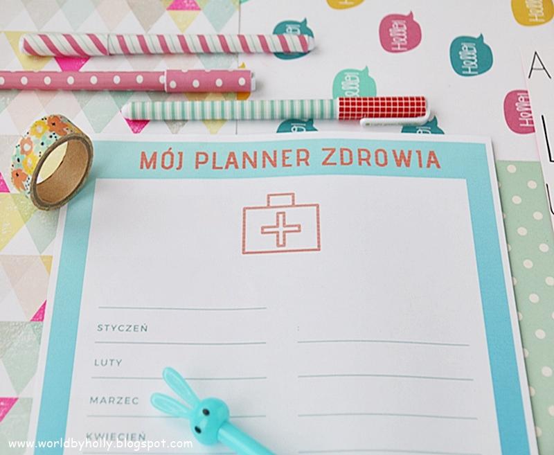 badaj się, zaplanuj badania, planner zdrowia, planner zdrowia i urody, planneer na badania lekarskie, planowanie badań
