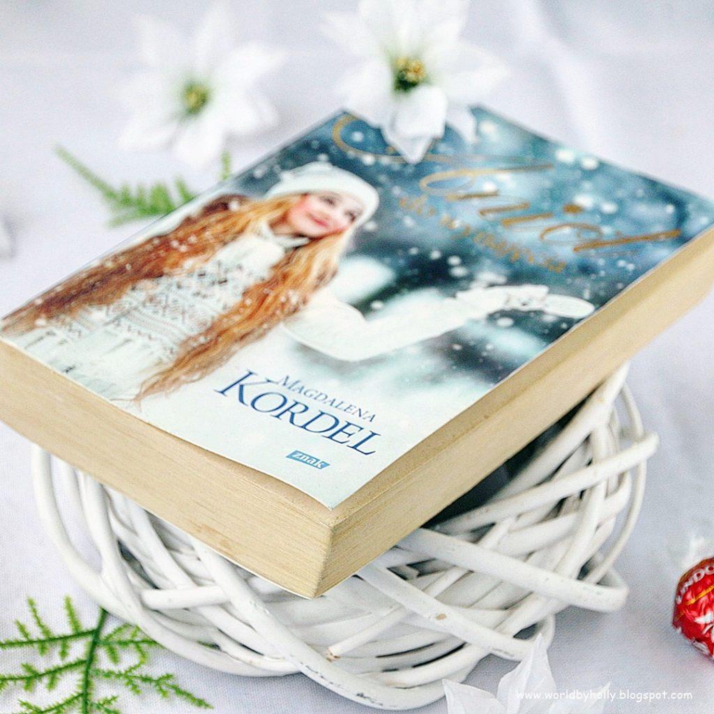Powieść świąteczna Anioł do wynajęcia, Gabriela Kordel