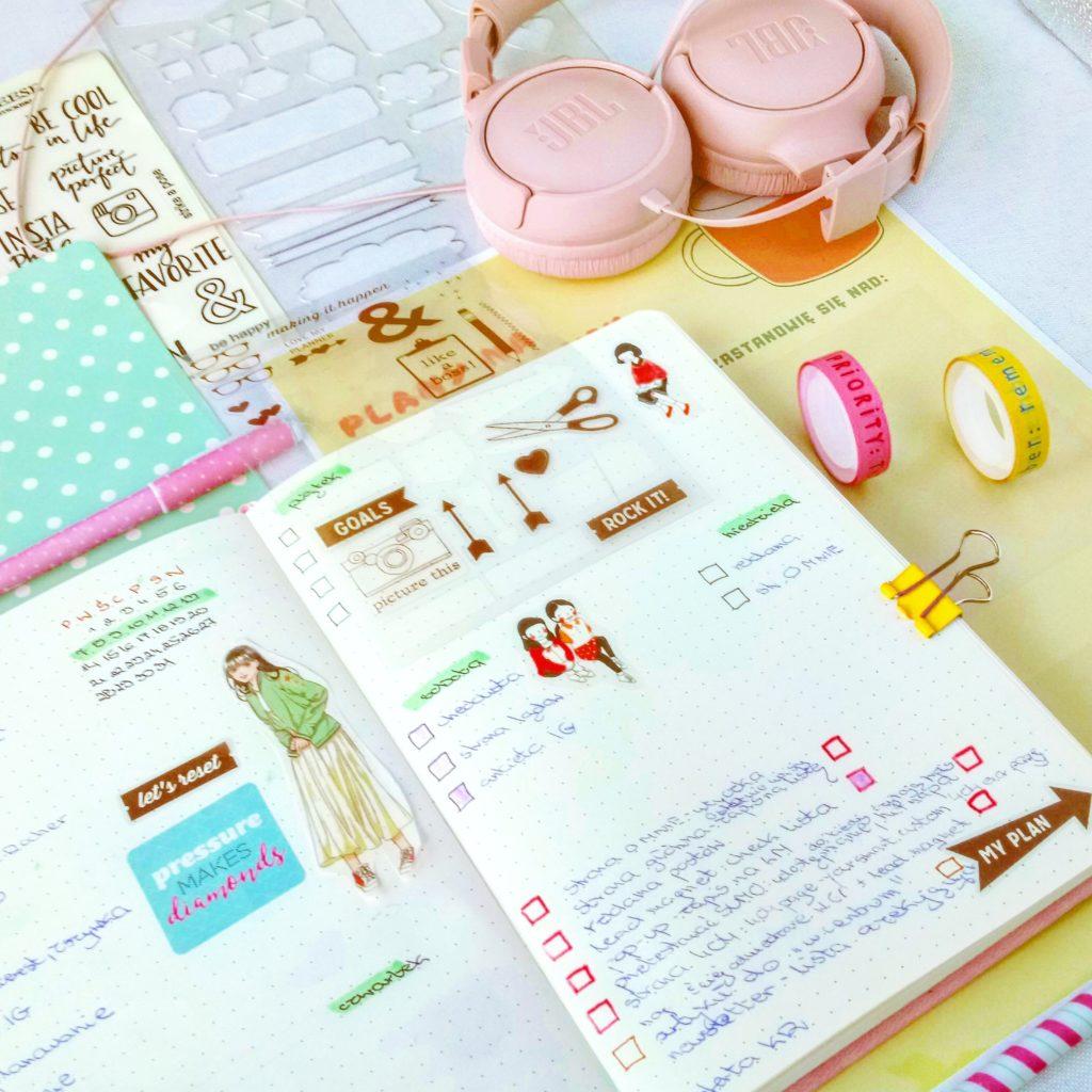 Dlaczego warto planować w papierowym planerze