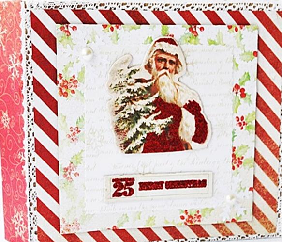 Grudniownik - album na dokumentowanie świątecznych wspomnień