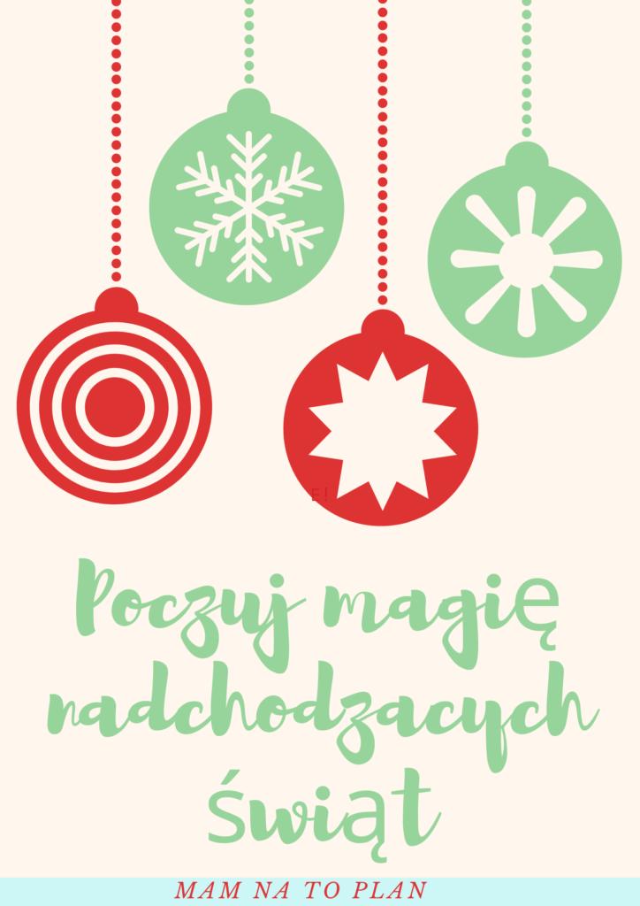 Poczuj magię nadchodzących świąt