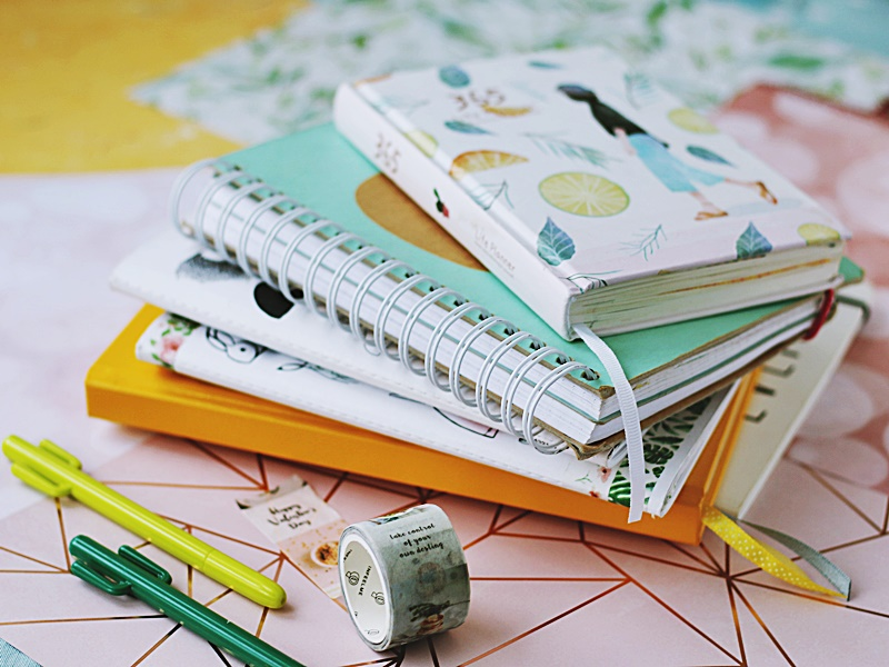 Jak zrobić planer w zeszycie. wady i zalety prowadzenia kalendarza w zeszycie