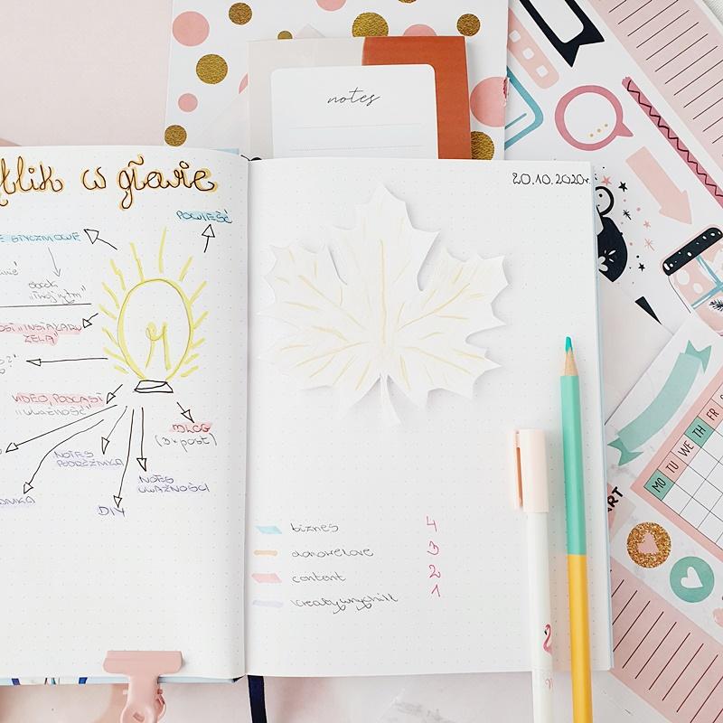 Analiza kategorii i wybór pomysłu do realizacji. Sposób na nadmiar pomysłów.