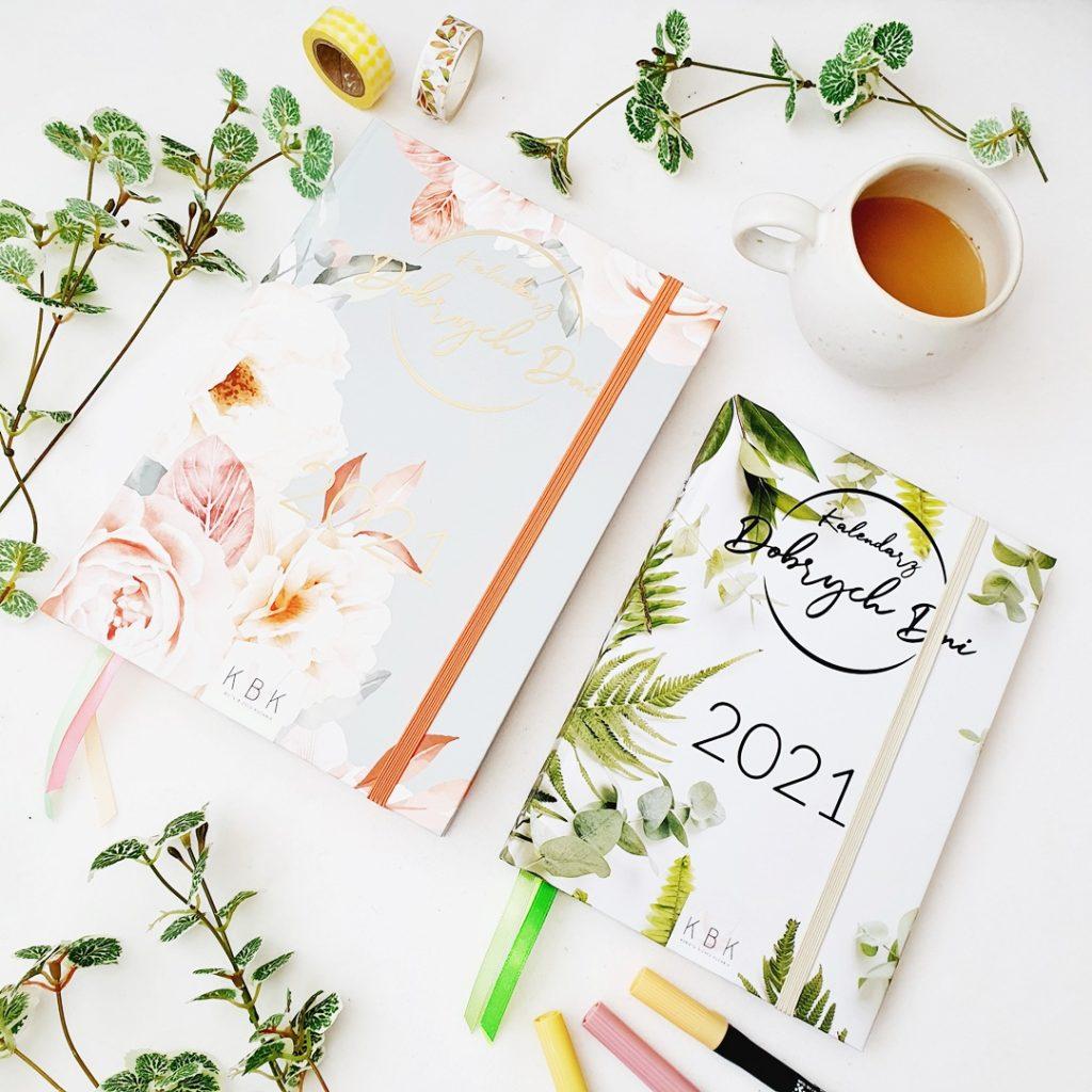 kalendarz Dobrych Dni, dwa formaty do wyboru